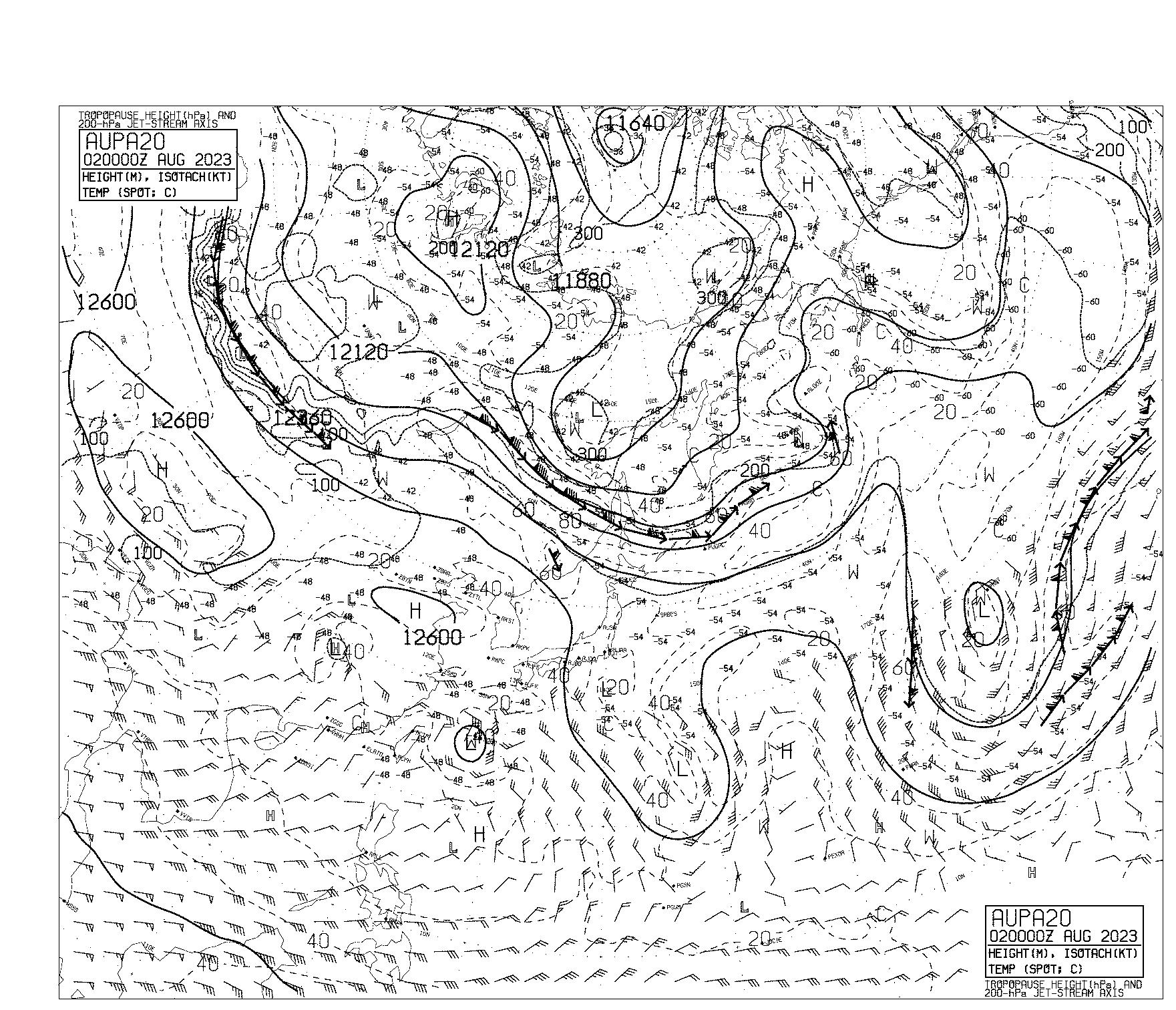 の 気象庁 図 過去 天気